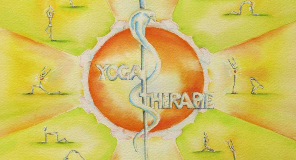 Bild Yogatherapie